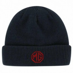 MG Embroidered Black...